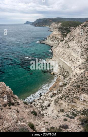 Cabo de gata nijar natural park stock photos cabo de for Cabo de gata spain