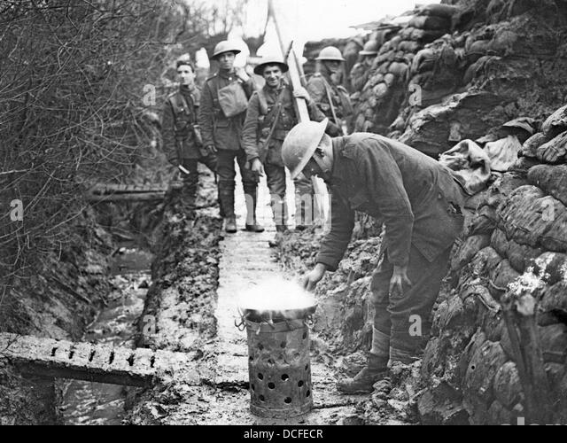 The dangers and difficulties faced by the soldiers on the western front essay