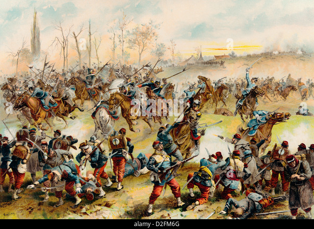 an analysis of the austro prussian war in europe during the 19th century 19th century it was used in several european wars, and also featured prominently in the us civil war the lorenz rifle during the austro-prussian war and.