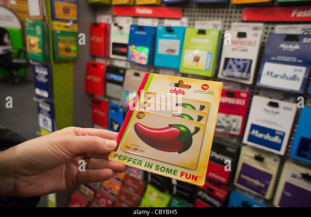 Gift Card Rack Display Stock Photos & Gift Card Rack Display Stock ...