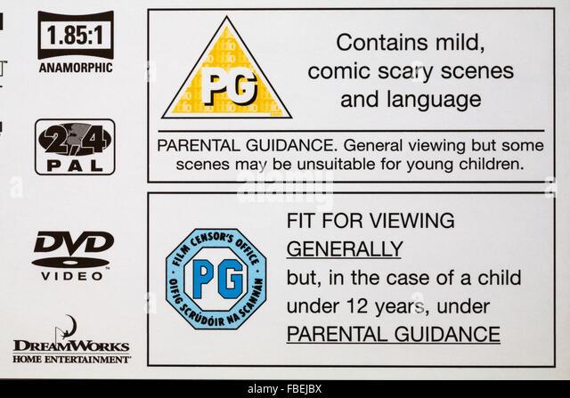 Movie language rating