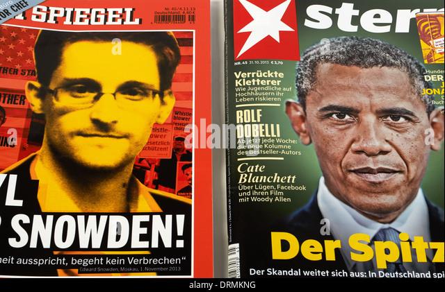 Whistleblower stock photos whistleblower stock images for Stern oder spiegel