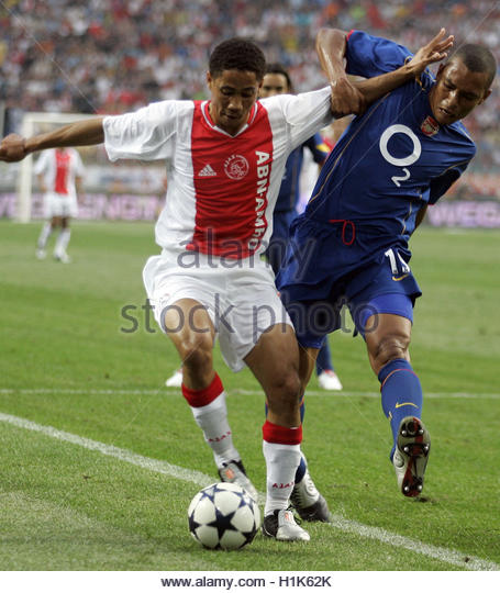 Tottenham Vs Ajax Channel Ireland: Steven Pienaar Stock Photos & Steven Pienaar Stock Images