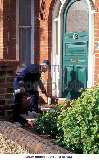 Milkman Uk Stock Photos & Milkman Uk Stock Images - Alamy