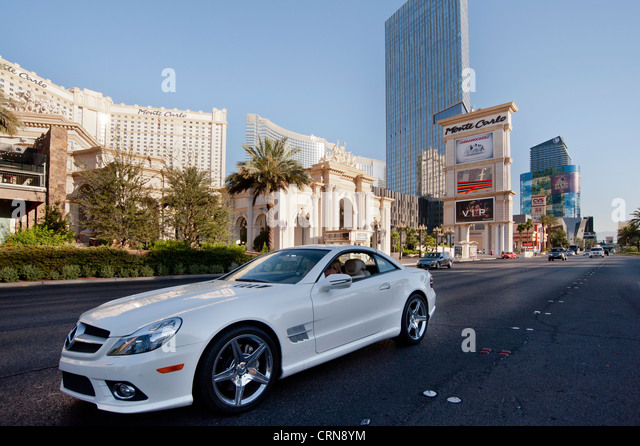 Strip car stock photos strip car stock images alamy for Mercedes benz northern blvd