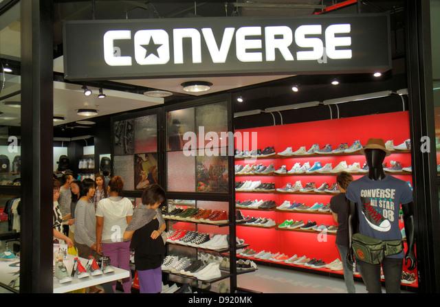 converse shop