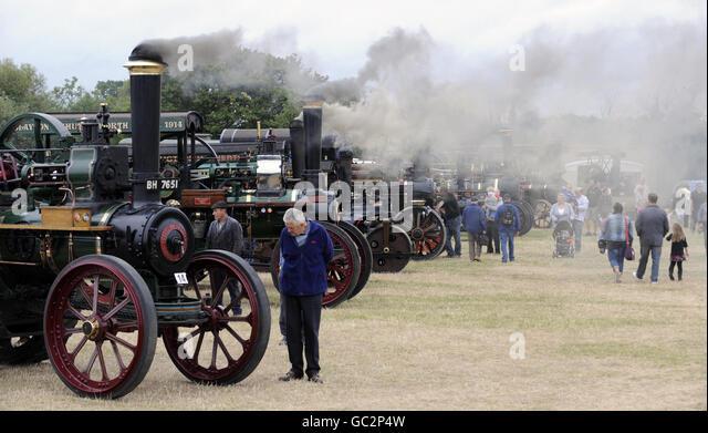Barley Lands Car Show
