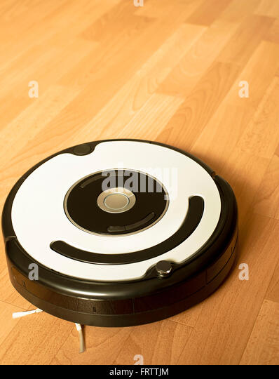 Cleaning robot stock photos cleaning robot stock images alamy floor vacuum cleaning robot stock image ccuart Choice Image