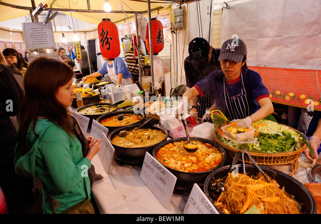Thai Food Festival Spitalfields