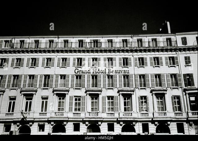 Beauvau stock photos beauvau stock images alamy - Grand hotel beauvau marseille vieux port ...
