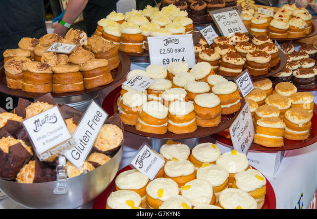 Flower And White Cakes Shrewsbury