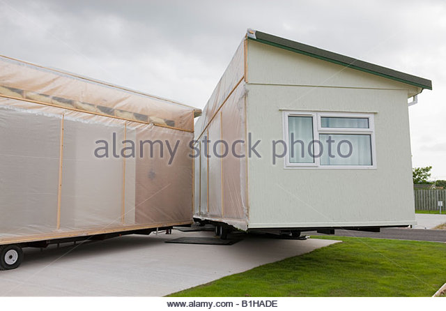 Siting Of Mobile Park Home Pembrokeshire Wales