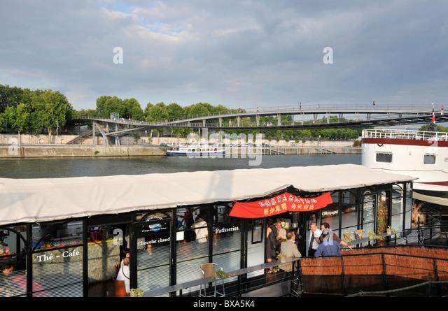 Caf Ef Bf Bd Barge Restaurant Paris