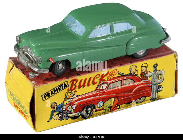 Toys From The 40s : Toys toy cars dinky car buick made in the british
