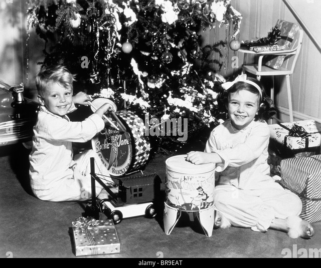 1950 Christmas Toys For Boys : S christmas children stock photos
