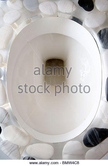 Aerial View Toilet Seat Stock Photos Amp Aerial View Toilet