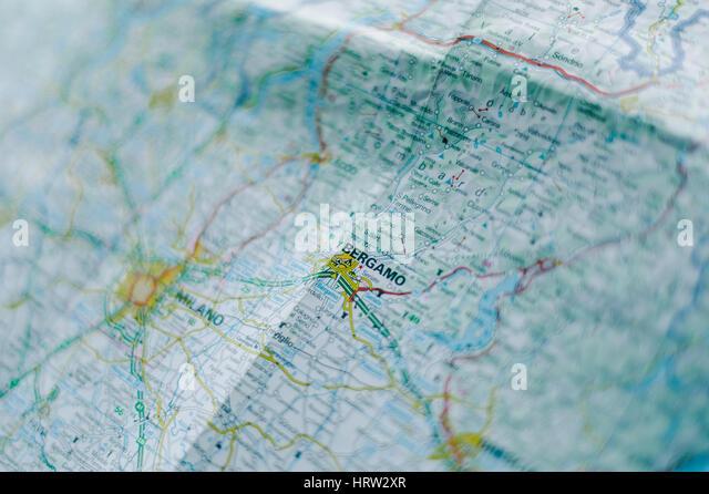 l 11 di bergamo italy map - photo#36