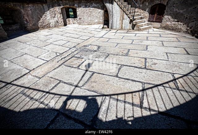 Castle Stone Floor : Medieval floor stock photos images