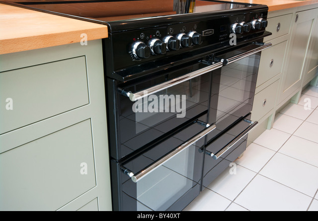 range cookers stock photos range cookers stock images alamy