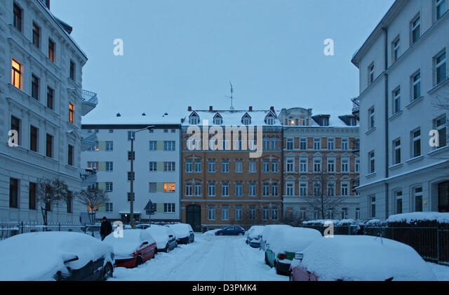 germany snowed in stock photos germany snowed in stock. Black Bedroom Furniture Sets. Home Design Ideas