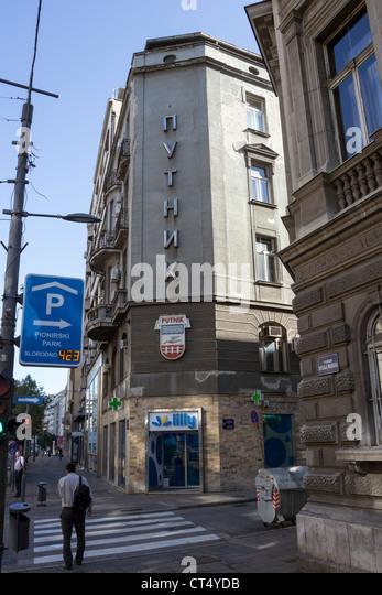 Putnik Travel Agency