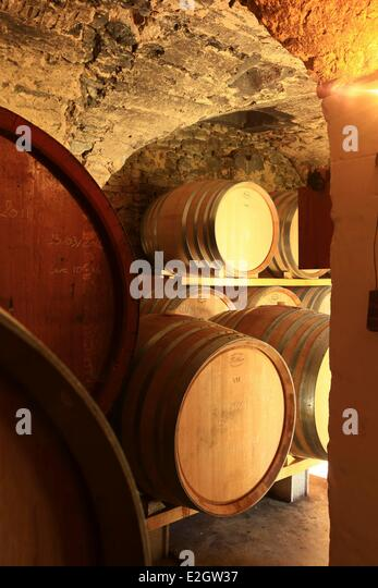Barrel Cellar Provence Stock Photos Amp Barrel Cellar