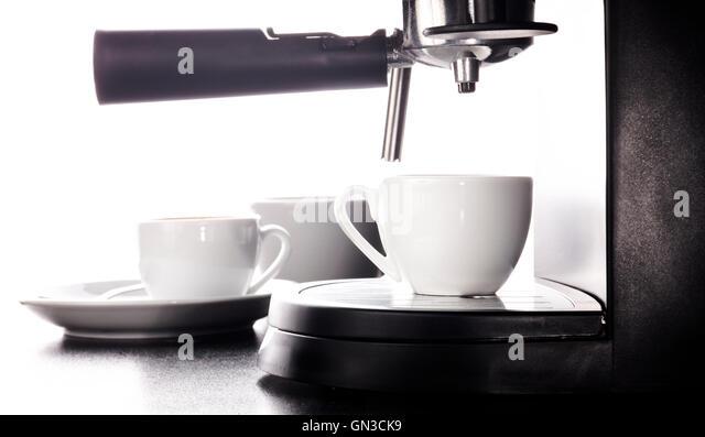 home espresso machine crema