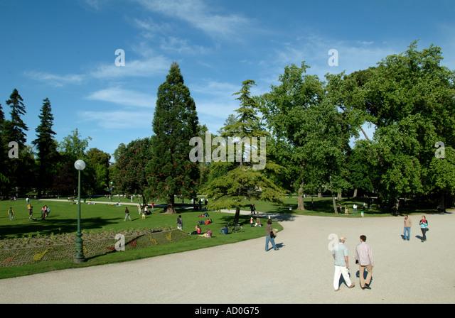 Jardin public bordeaux stock photos jardin public for Jardin public bordeaux