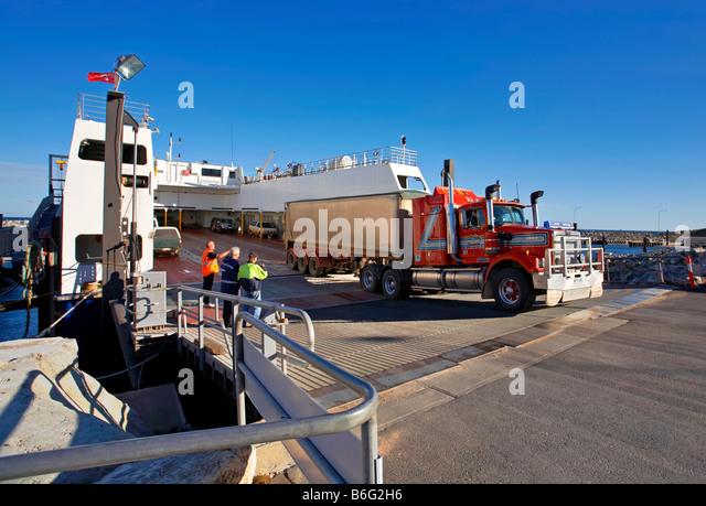Kangaroo Island Ferry Entertainment Book
