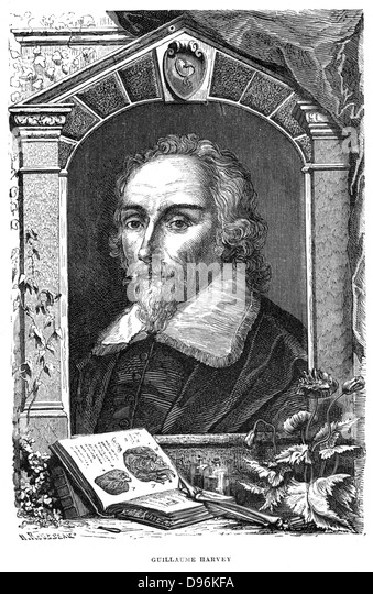 william harvey doscovering of blood circulation William harvey was a doctor in london in his theory on the circulatory system, he explained that blood circulates from the heart to the lungs, and from the heart to the rest of the body.