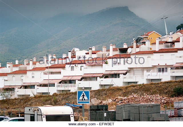 Ugly modern structures stock photos ugly modern - Kenay home malaga ...