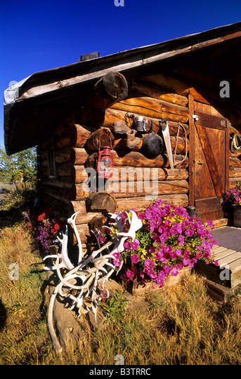Trappers Cabin Stock Photos Amp Trappers Cabin Stock Images