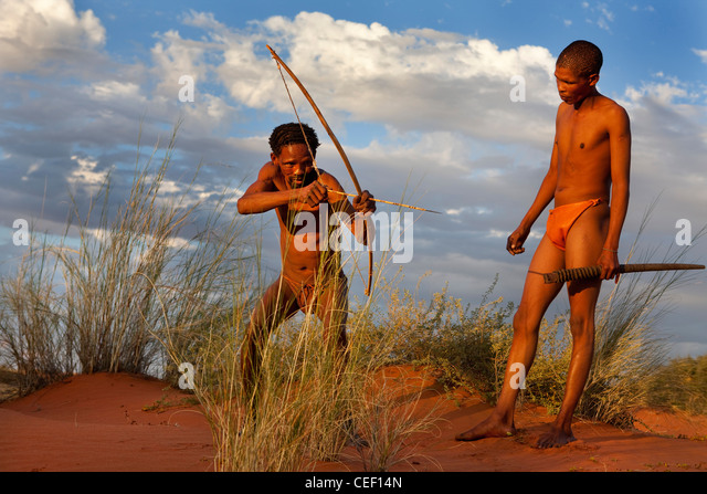 the kung bushmen of the kalahari Over the course of his career, filmmaker john marshall shot more than one million feet of film and video (722 hours) of the ju/'hoansi (kung bushmen) of namibia's kalahari desert this body of work is unrivalled as a long-term visual study of a single group of people contained in marshall's footage are the personal.