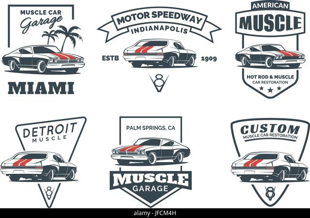 vintage motor racing stock vector images alamy