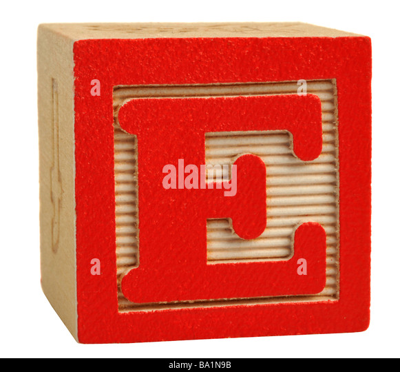block letter b letter e stock photos amp letter e stock images alamy 20628 | e block ba1n9b