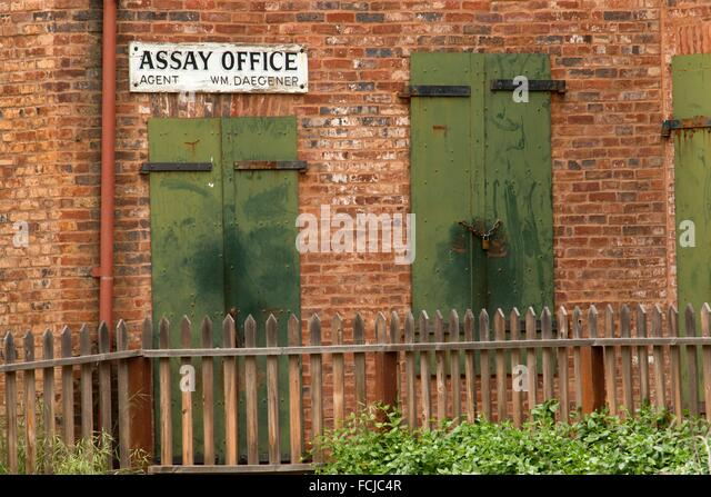 Assay Office Stock Photos Amp Assay Office Stock Images Alamy