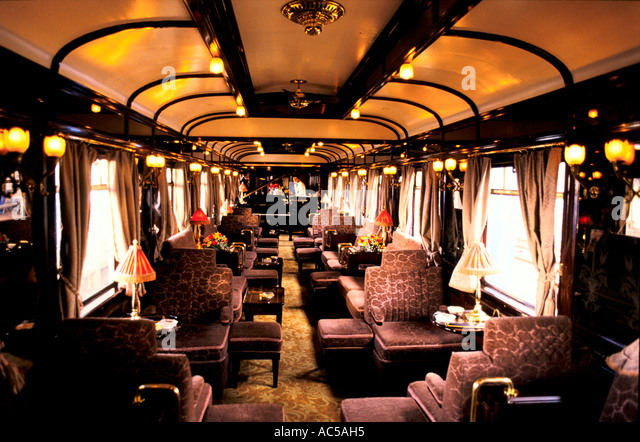 The Orient Express Interior Stock Photos Amp The Orient