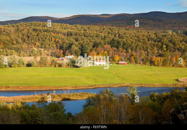 Vermont countryside new england stock photos vermont Usa countryside pictures
