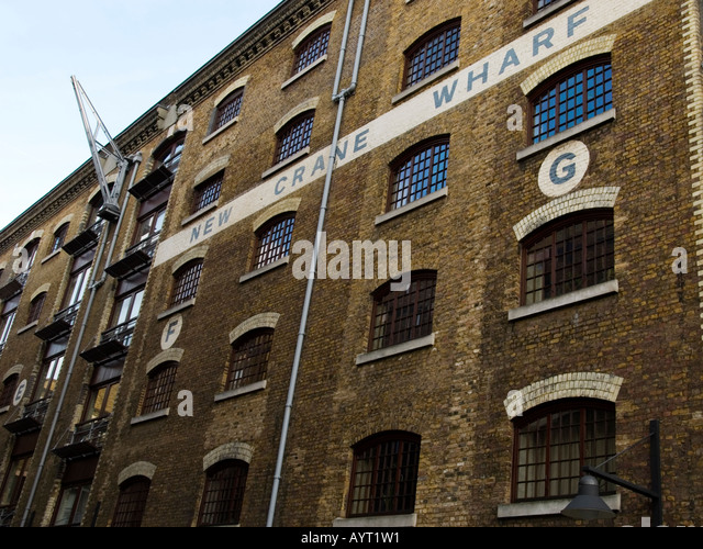 Architecture History London Warehouse Stock Photos Architecture