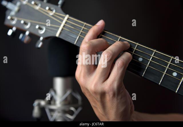 F Bar Chord Stock Photos & F Bar Chord Stock Images - Alamy