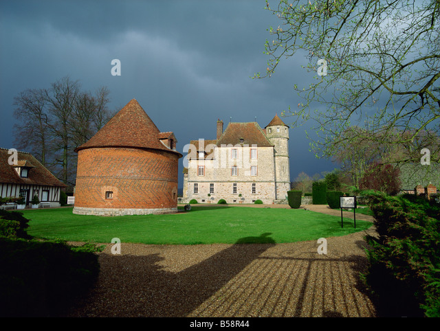 Eure valley and seine stock photos eure valley and seine - Haute normandie mobel ...