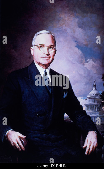 """a description of how harry s truman became president of the united states Harry s truman (1884-1972) was the 33rd president of the united states of   production,"""" with no further explanation of what the government was putting this."""