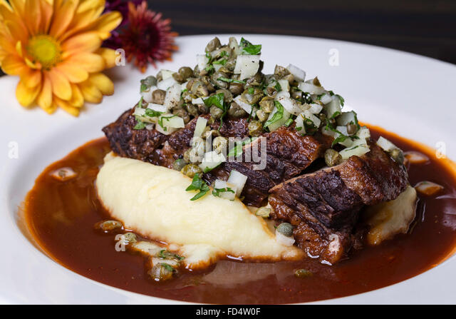 Steak Dinner Fancy Stock Photos & Steak Dinner Fancy Stock ...