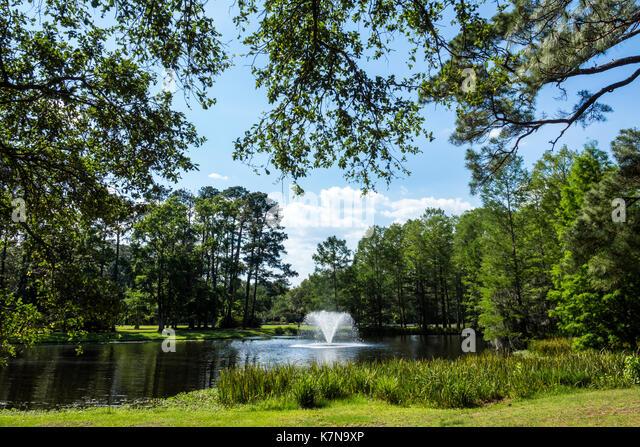 Brookgreen Gardens South Carolina Stock Photos