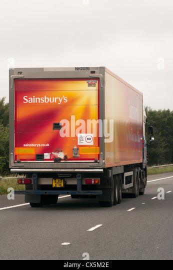 sainsbury sainsburys supermarket stock photos sainsbury. Black Bedroom Furniture Sets. Home Design Ideas