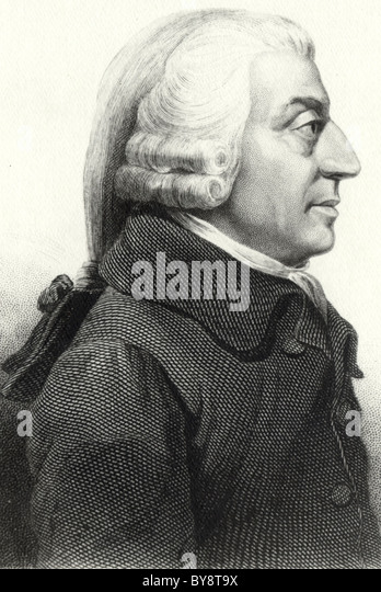 a biography of adam smith the scottish philosopher and economist Adam smith biography (1723-1790) scottish social philosopher and pioneer of  classical economics he - best known for his work 'the wealth.