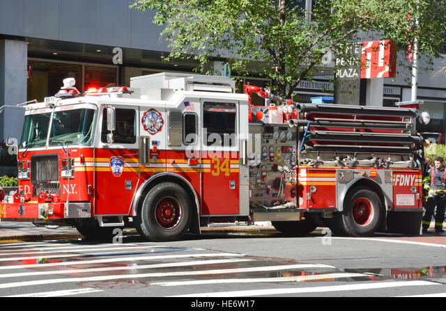 Stationary Fire Truck Stock Photos Amp Stationary Fire Truck
