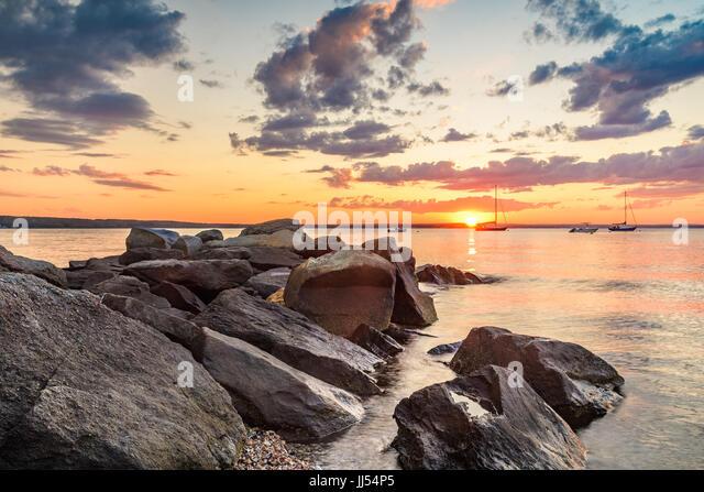 Jetty Rhode Island