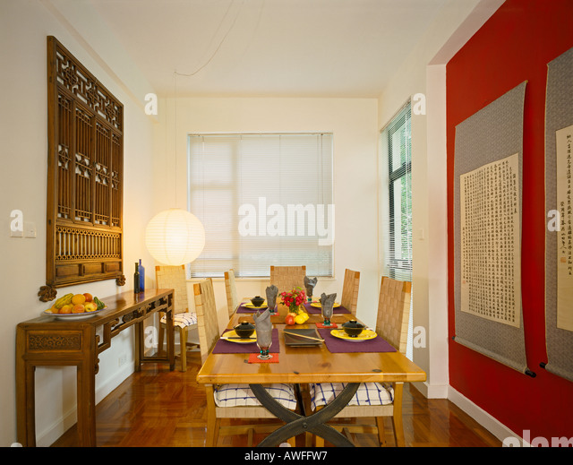 Oriental calligraphy stock photos oriental calligraphy for Dining room hong kong