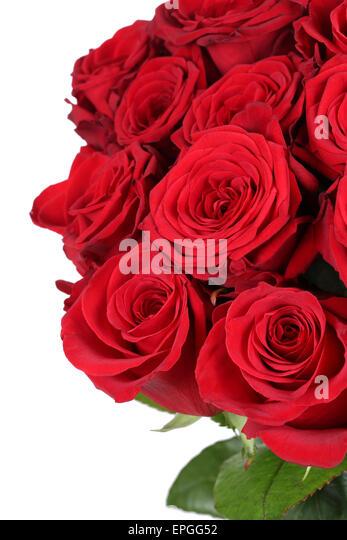 Rosenstrauß Zum Valentinstag, Geburtstag Oder Muttertag   Stock Image